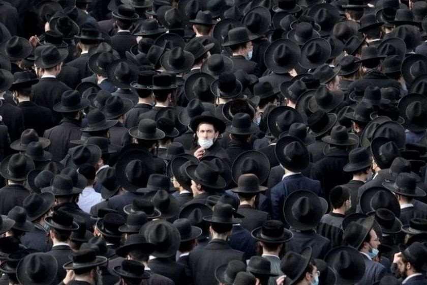 ისრაელი დაკრძალვა რაბინი