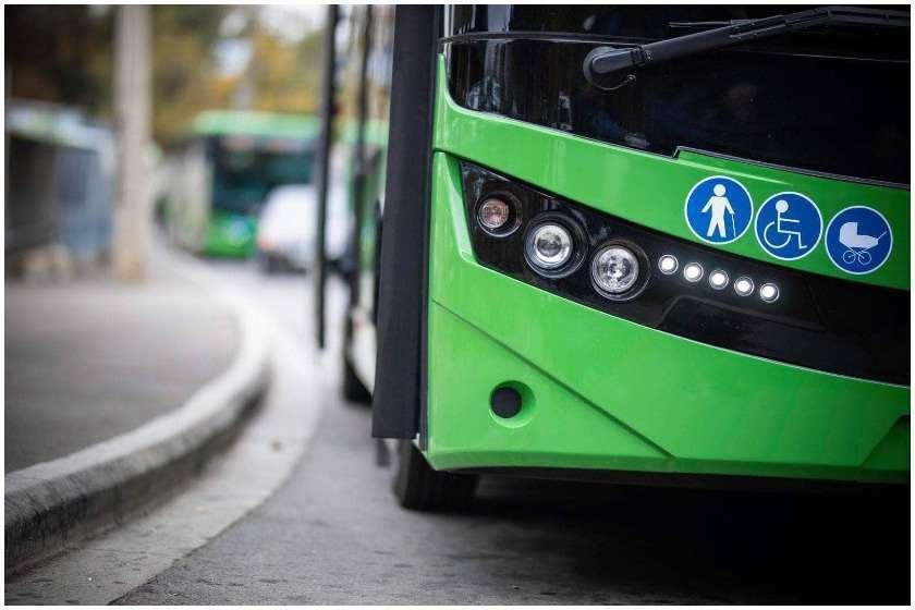 მწვანე ავტობუსი