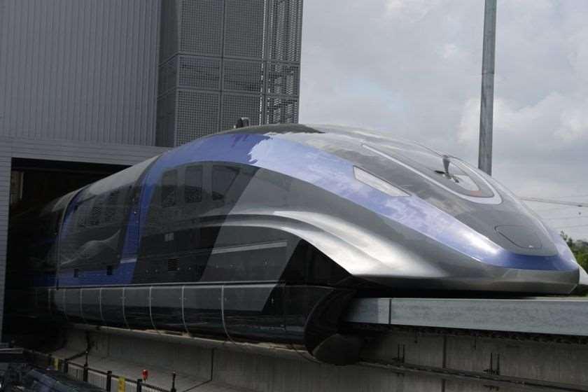 ჩინეთი ჩქაროსნული მატარებელი