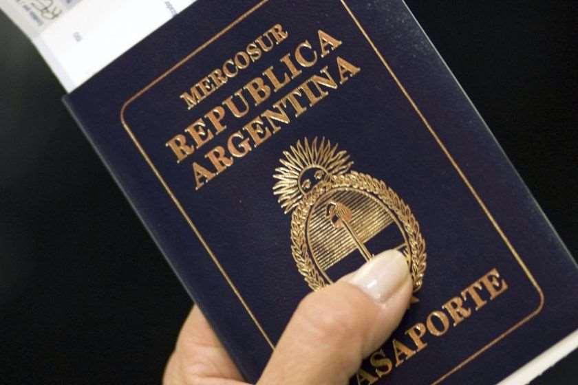 არგენტინა პასპორტი