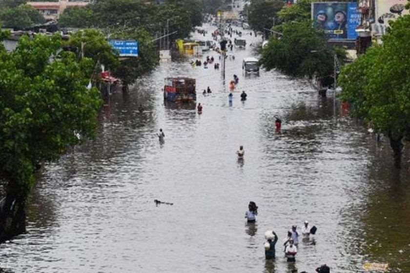 წვიმა ინდოეთი