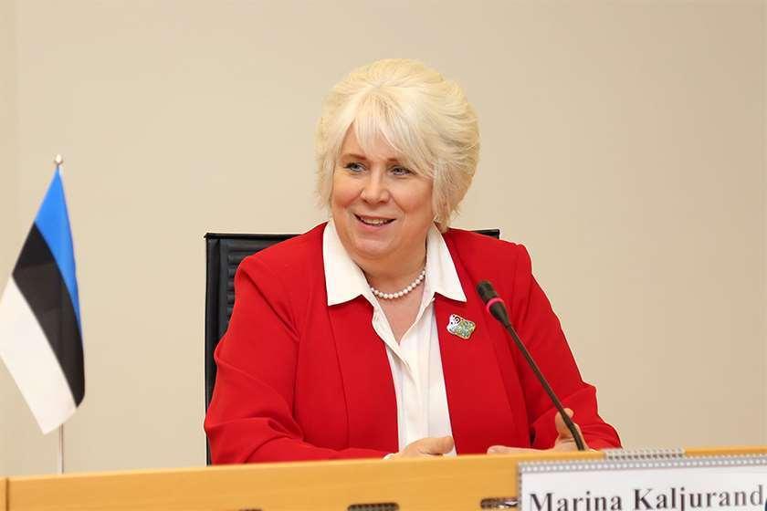 მარინა კალიურანდი